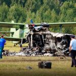 Крупнейший в мире биплан потерпел крушение в Австрии
